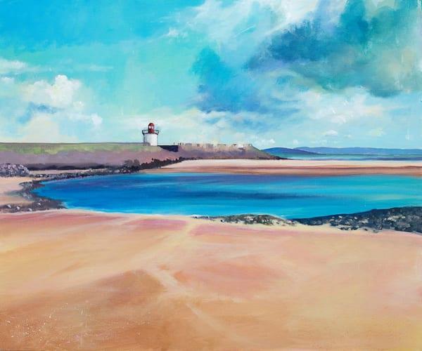 Burry Port Painting/Denise Di Battista