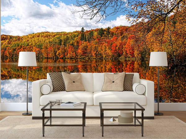 Fall Images From Minnesota   Scenic Wall Murals Photography Art | William Drew Photography