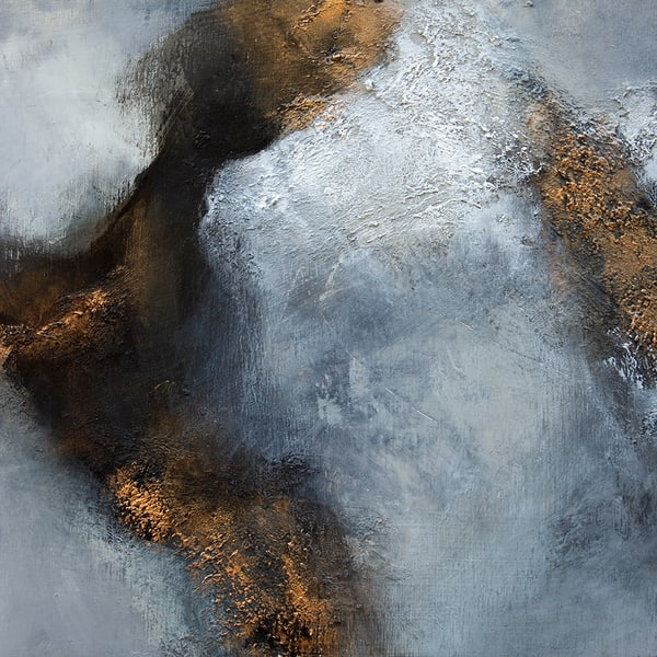 Smoke And Ashes Art | Marianne Morris Art