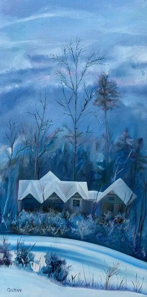 Lake Lure Nc Art | Emily Gilman Beezley Fine Art