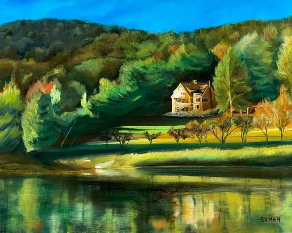 Lone Oak Hill Art | Emily Gilman Beezley
