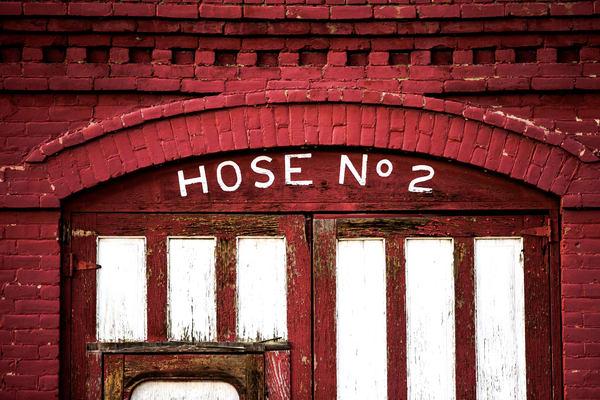 Historic Firehouse Photo Georgetown Colorado