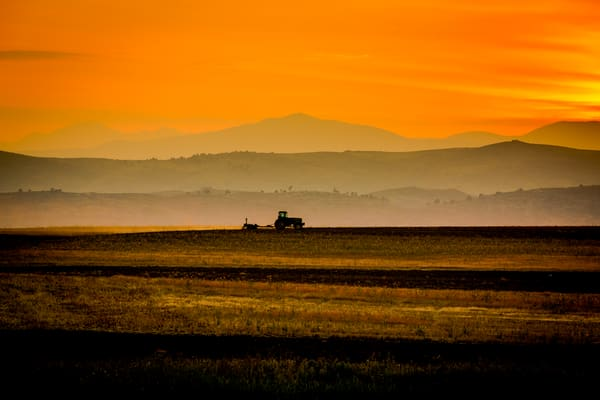 FrontRange Farmer In Colorado Smoke
