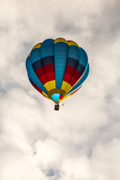 Hot Air Balloon at the Fredrick Hot Air Balloon Festival
