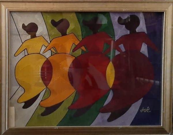 Dancing Ladies | The Eden Gallery