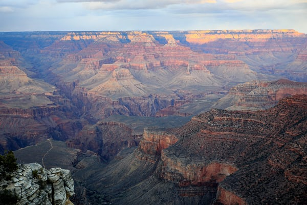 Shadows Over The Grand Canyon Photography Art | Julie Williams Fine Art Photography