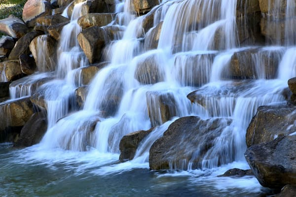 Waterfalls In The Desert Photography Art | Julie Williams Fine Art Photography