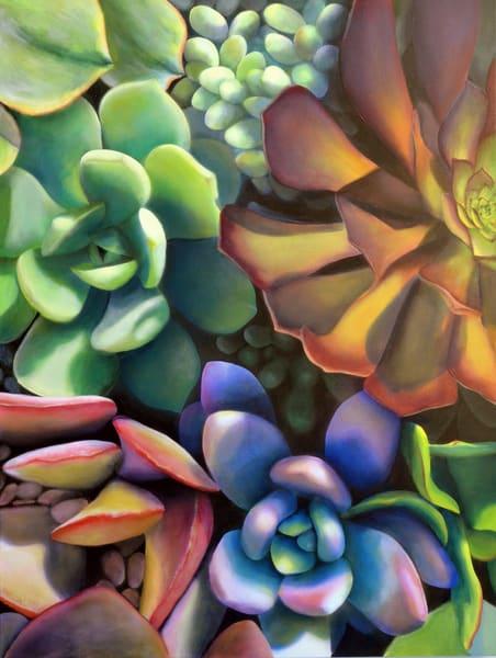 Succulent Iv Art | GSL ART