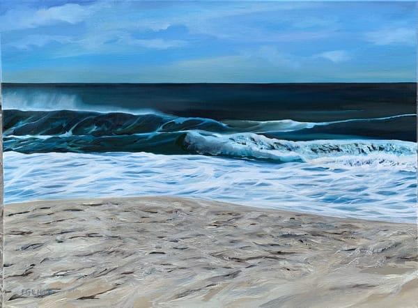 Surf And Sand Art | Emily Gilman Beezley