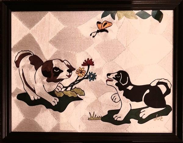 Puppies | The Eden Gallery