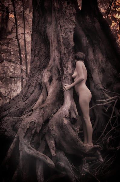 Standing Nude Photography Art | nancyney
