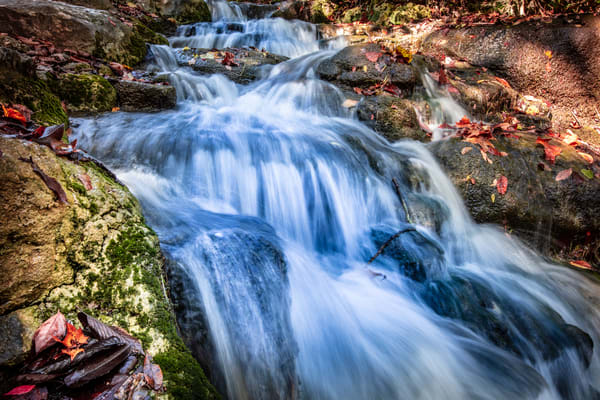 Fall Waters In Oklahoma Art | Randy Sedlacek Photography, LLC