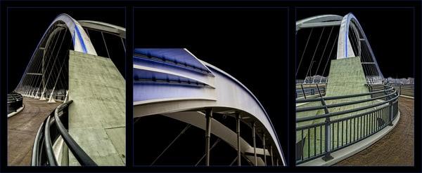 Lowry Bridge Tryptic