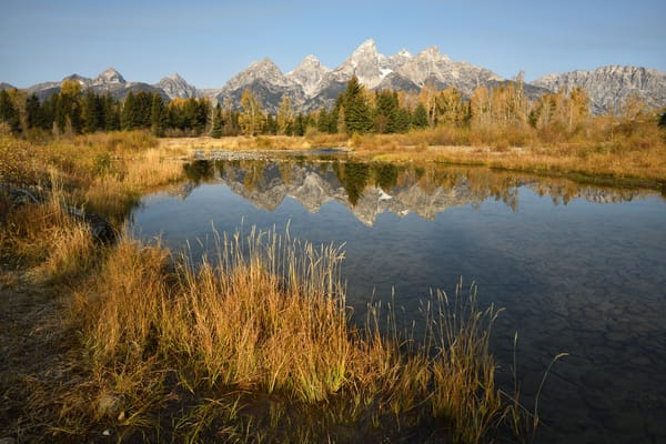 Schwabachers Landing Nothin But Blue Skies - Fine Art Prints on Metal, Canvas, Paper & More By Kevin Odette Photography