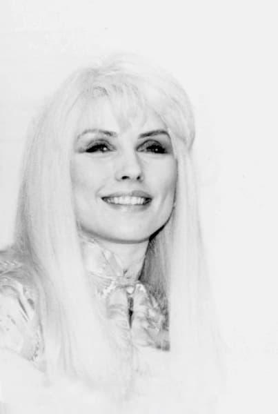 Debbie Harry & Chris Stein of Blondie
