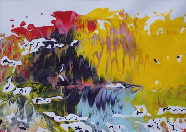 Waterfall Art | Maciek Peter Kozlowski Art