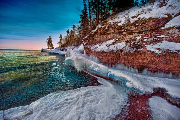 Red Rocks of Lake Superior