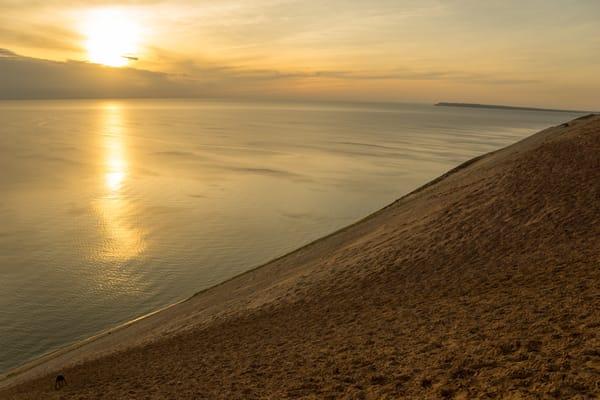 Lake Michigan Overlook, Sleeping Bear