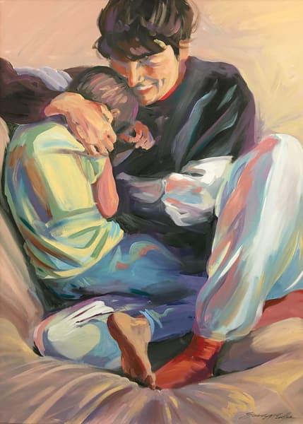 A Mother's Love 2 Art | susie mccolgan art