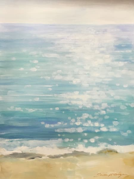 Shining Sea Art | susie mccolgan art