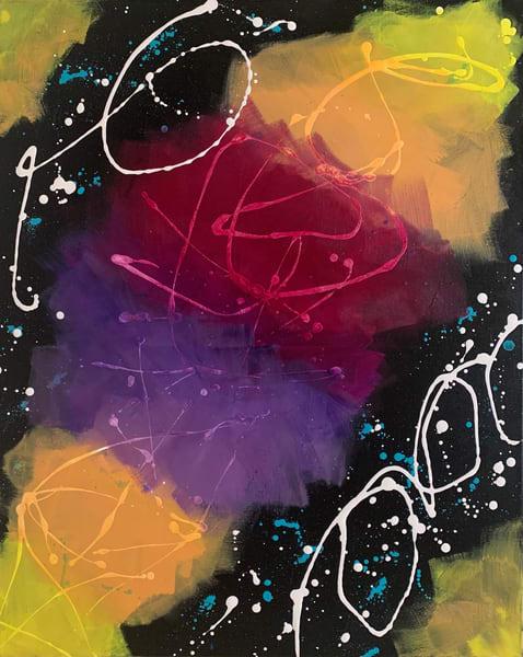 Color My World Art   Courtney Einhorn