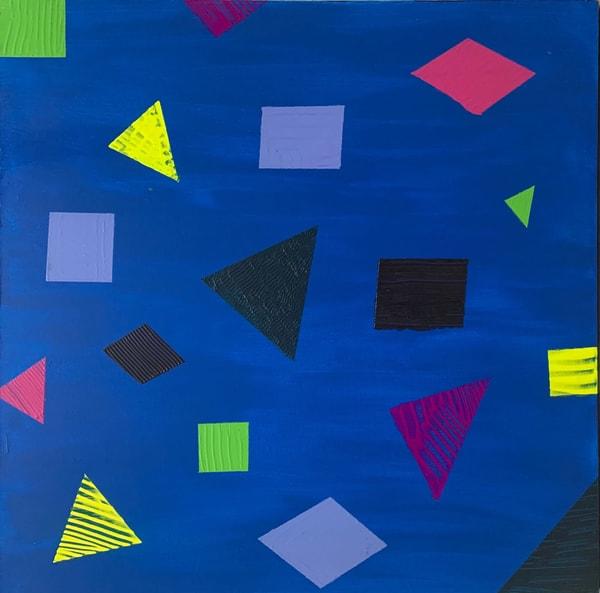 Geometry Art | Courtney Einhorn