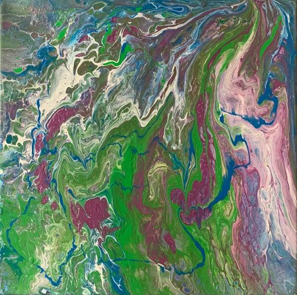 Seaweed Art | Courtney Einhorn