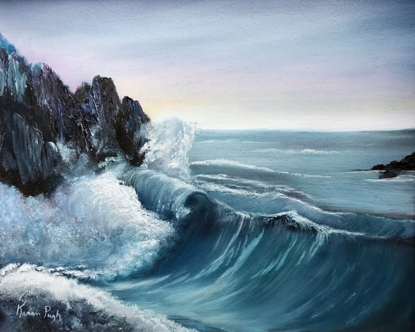 K Pugh   Rocky Coast Art | Branson West Art Gallery - Mary Phillip
