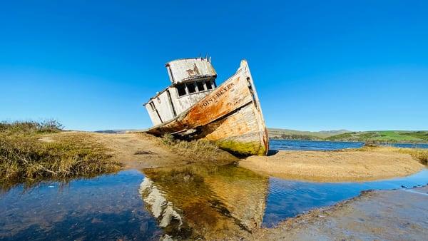 Shipwreck Inverness