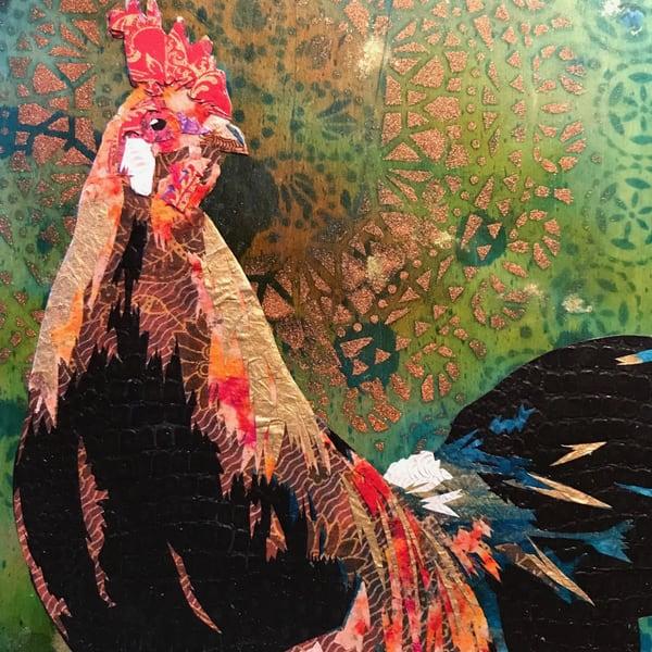 Chicken Art   Kristi Abbott Gallery & Studio