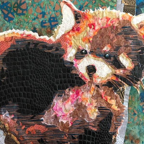 Red Panda Art   Kristi Abbott Gallery & Studio