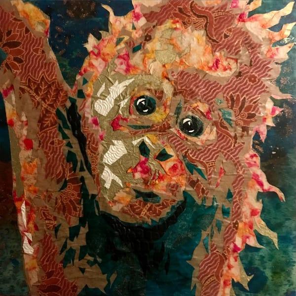 Orangutan  Art   Kristi Abbott Gallery & Studio