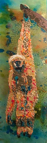 Gibbon Art   Kristi Abbott Gallery & Studio