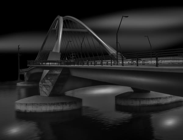 Lowry Bridge Crossing