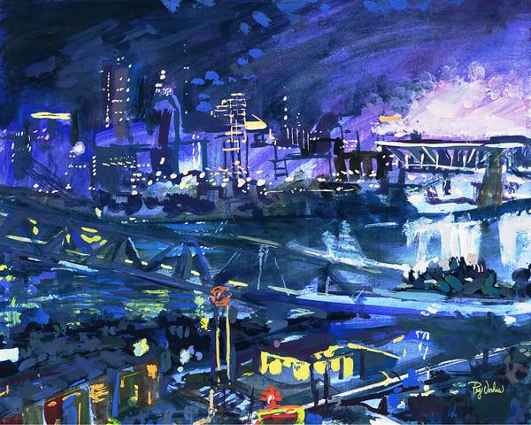 Cincy Night Art | Cincy Artwork