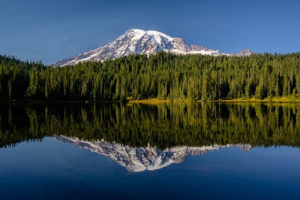 Mt. Rainier, Reflection Lake, Washington