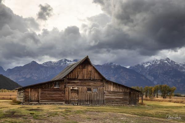 Old Barn in Grand Teton National Park V