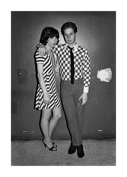 Hurrah Couple, 1979 Photography Art   Bill Bernstein Fine Art Collection
