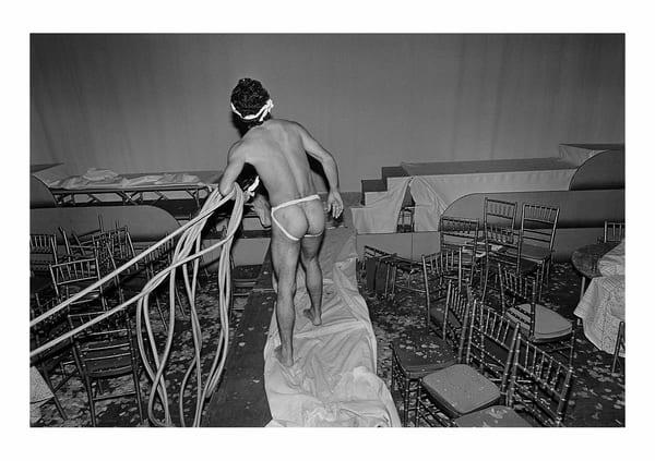 Studio 54, Fin De La Fête, 1977 (Victor Hugo) Photography Art | Bill Bernstein Fine Art Collection