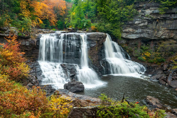 Blackwater Falls Photography Art | Ken Smith Gallery