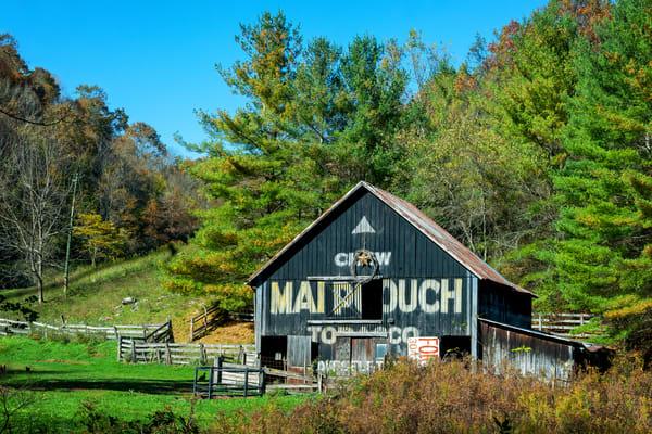 West Virginia Barn Photography Art | Ken Smith Gallery