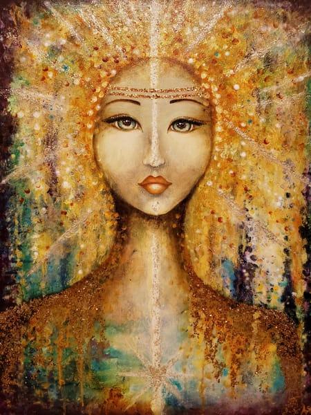 Radiance (Sold) Art | Sacred Star Arts