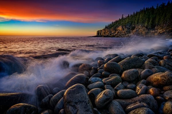 Boulder Beach at Sunrise | Shop Photography by Rick Berk