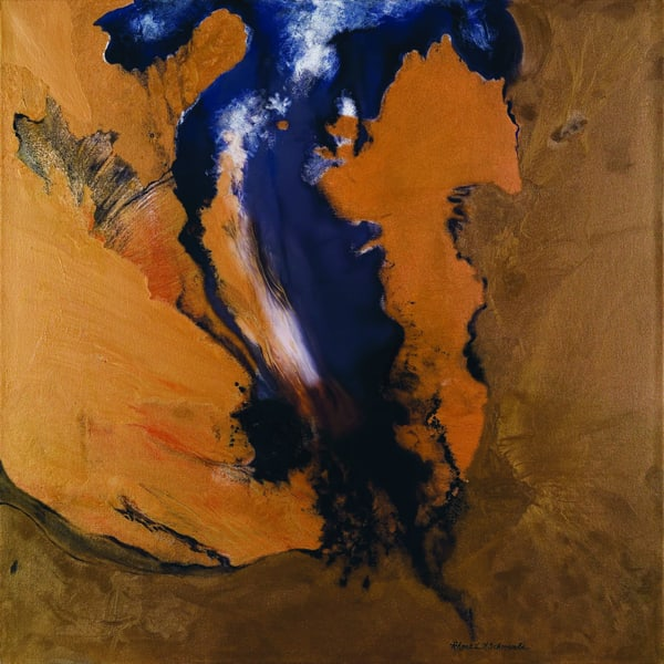 Gold Canyon 3  Art | Rhona LK Schonwald
