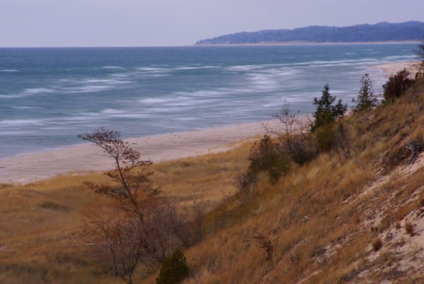 Lake Michigan November