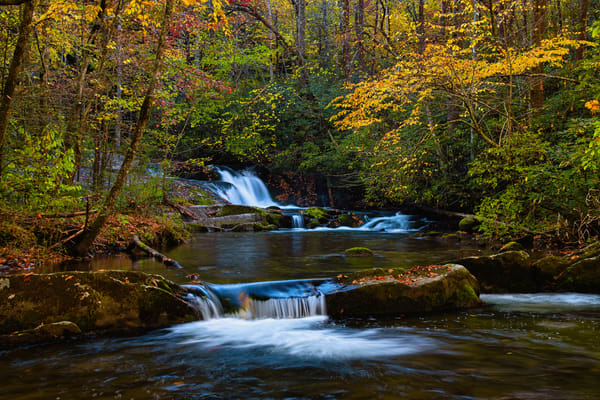 Serenity - Smoky Mountains fine-art photography prints