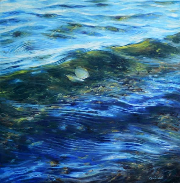 Soothing Waves Art | Fountainhead Gallery