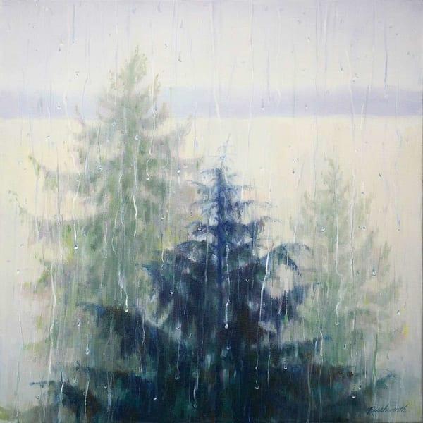 Beautiful Rain Art | Fountainhead Gallery