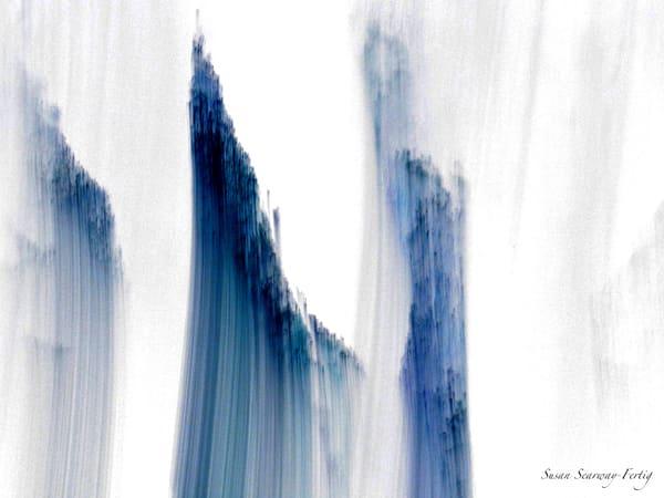Night Trees 14 Art | Susan Searway Art & Design