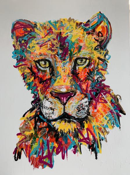 Leona Art | Kristyn Watterworth